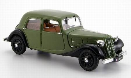 Citroen Traction 11 BL (1939) Armee Francaise