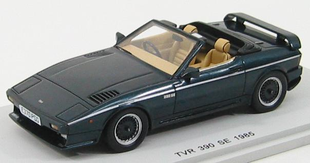 TVR 390SE Spider 1985 Black