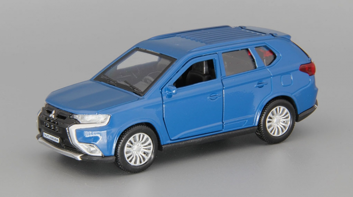 MITSUBISHI Outlander, dark blue