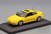 PEUGEOT 406 COUPE - YELLOW