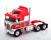 "седельный тягач KENWORTH K100 Aerodyne ""Billie Joe McKay"" 1976 Red/White"