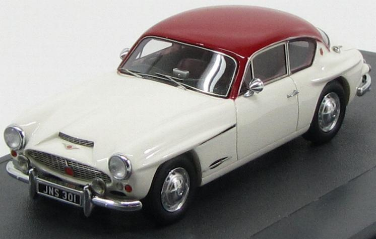 Jensen 541S Coupe 1961 White/Red