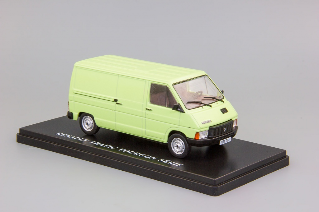 Renault Trafic Fourgon -1981-