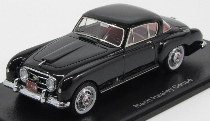 Nash Healey Coupt 1954 Black