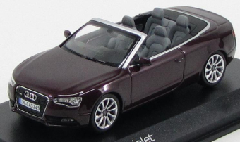 Audi A5 Cabriolet Restyling 2012 Red