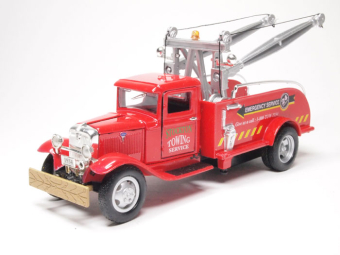 Ford BB service truck (red)