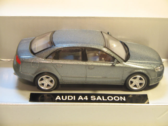 Audi A4 Saloon (grey)