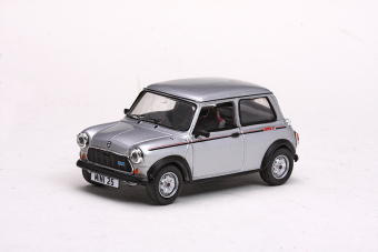 Mini 1000 25th Anniversary 1984 Metallic Silver