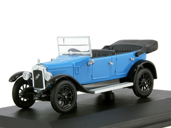 Austin Heavy Twelve 1921 Kingfisher