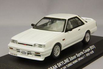 Nissan Skyline 2000 Gts Coupe (R31) Nismo Wheel (white)