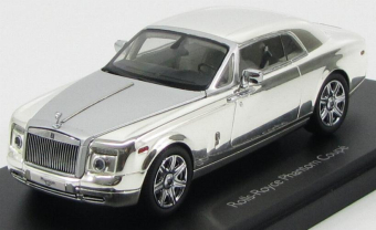 Rolls-Royce Phantom Drophead Coupe 2013 Silver plated
