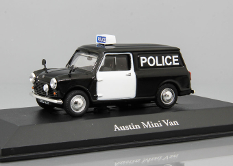Austin Mini Van West Yorkshire Police