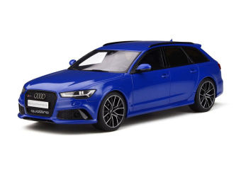 Audi RS6 Performance Nogaro Edition 2016 (blue)