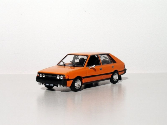 FSO Polonez 1500 1978 Orange