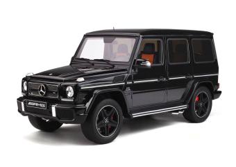 Mercedes-AMG G 65 (black)