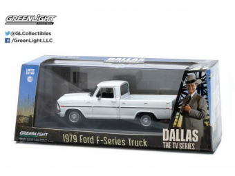 "Ford F100-Series Truck 1979 (из т/c ""Даллас"")"