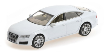 Audi A7 Gletscher White Metallic