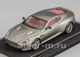 Aston Martin DB9 (Iron Grey)