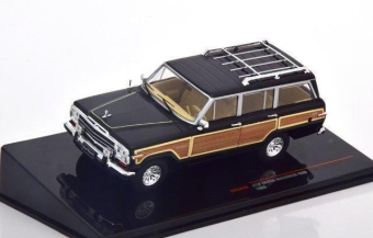 JEEP Grand Wagoneer 1989 Black/Wooden