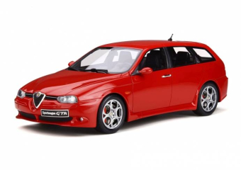 Alfa Romeo 156 GTA Sportwagon - 2002 (red)