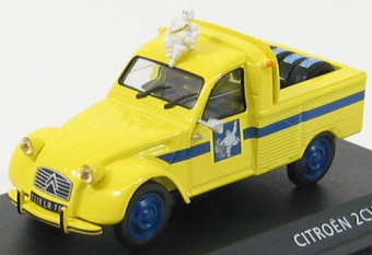 Citroen 2 CV Pick-Up Bache
