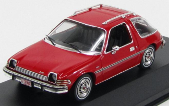 AMC Pacer X 1975 Red