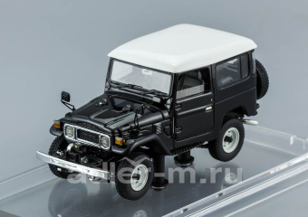 Toyota Land Cruiser FJ40 (Black/White roof)