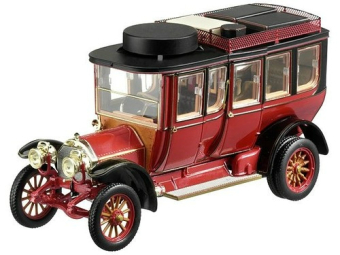 Mersedes-Benz Simplex 60 PS Limousine 1904 Red