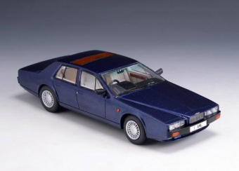 Aston Martin Lagonda Series 4 1987-1990 (blue)