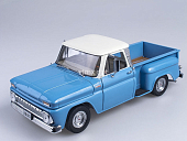 Chevrolet C-10 Stepside Pickup 1965 Light Blue