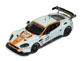 "Aston Martin DBR9 #007 ""GULF"" Presentation Version 2008 #007"