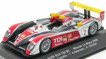 Audi R10 TDI #2 Winner LM 2008 Capello, Kristensen, McNish