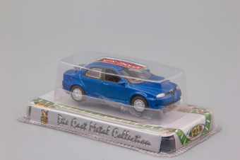 Alfa Romeo 156 GTA (blue)