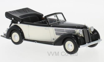 AUDI 920 Convertible Gläser 1939 Black/White