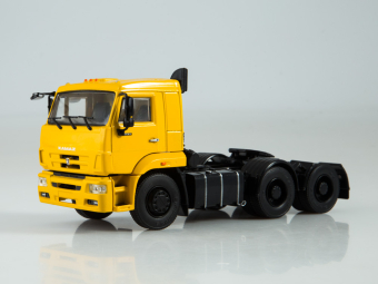 КАМАЗ-6460 седельный тягач