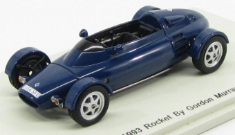 Gordon Murray's Rocket 1993 Blue