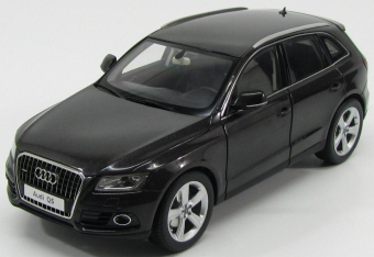 Audi Q5 Facelift 2013 Lava grey
