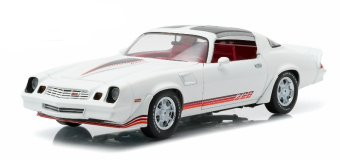 Chevrolet Camaro Z28 1981 White with Red