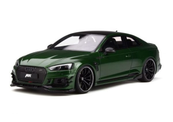 Audi RS5-R ABT 2018 (green)