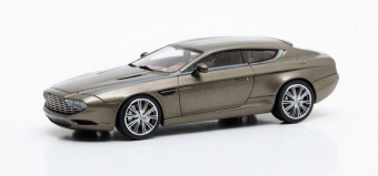 Aston Martin Virage Shooting Brake Zagato 2014 Metallic Grey