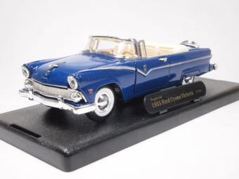 Ford Crown Victoria (1955) blue