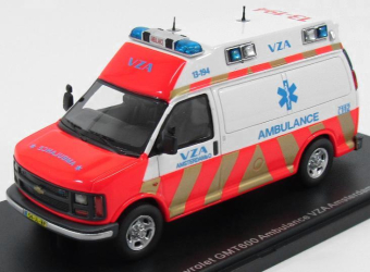"Chevrolet GMT 600 ""Ambulance VZA Amsterdam"" 2005"
